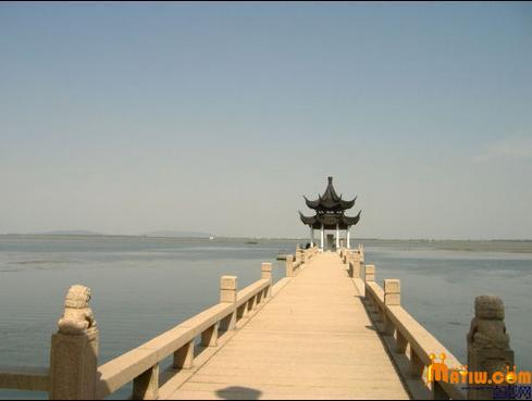 苏州东山镇风景区